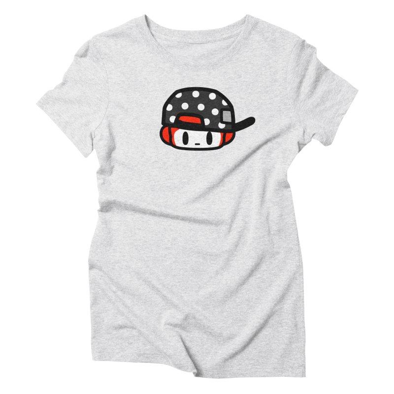 I am hip Women's Triblend T-Shirt by Ziqi - Monster Little