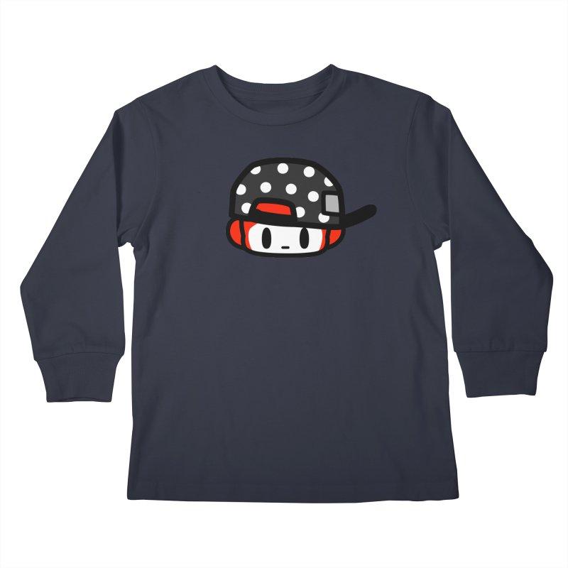 I am hip Kids Longsleeve T-Shirt by Ziqi - Monster Little