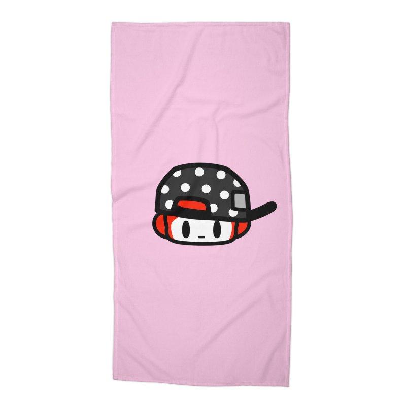 I am hip Accessories Beach Towel by Ziqi - Monster Little