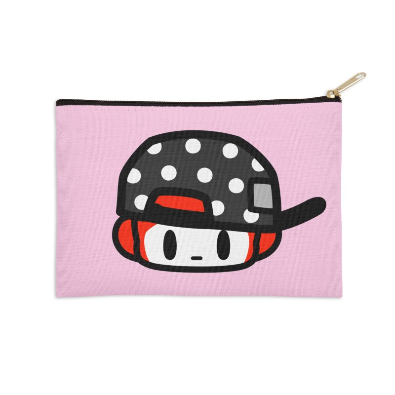I am hip Accessories Zip Pouch by Ziqi - Monster Little