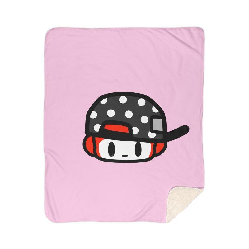 I am hip Home Sherpa Blanket Blanket by Ziqi - Monster Little
