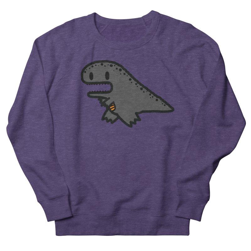 little t-rex dino Women's Sweatshirt by Ziqi - Monster Little