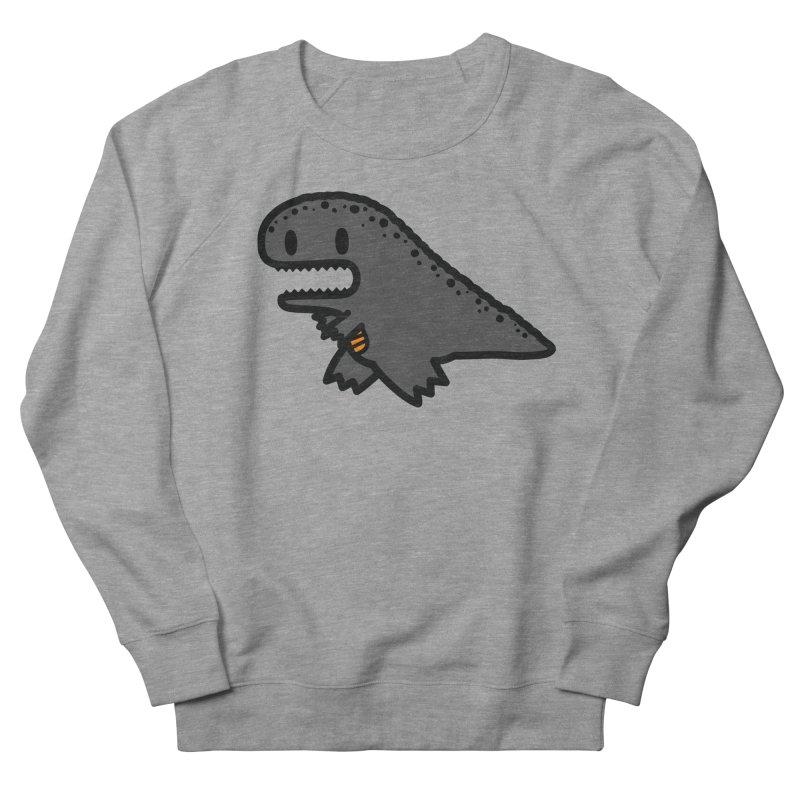 little t-rex dino Men's Sweatshirt by Ziqi - Monster Little