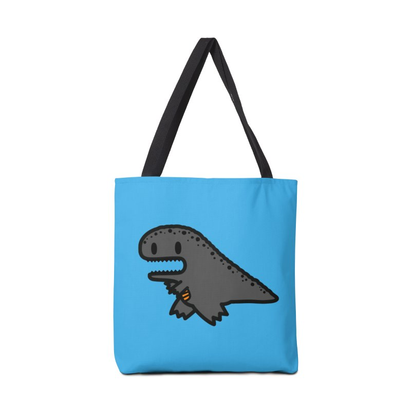 little t-rex dino Accessories Bag by Ziqi - Monster Little