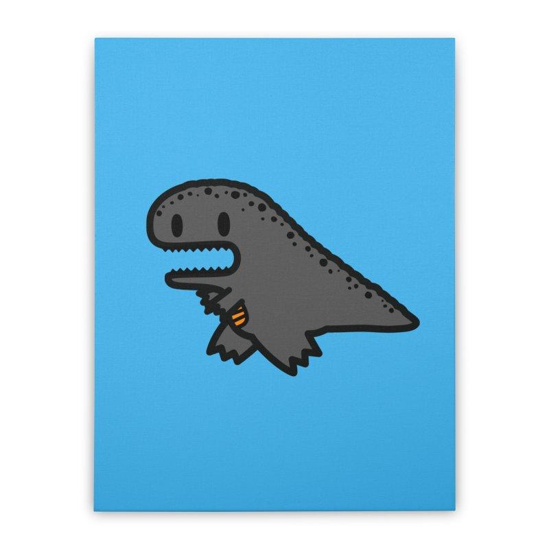 little t-rex dino   by Ziqi - Monster Little