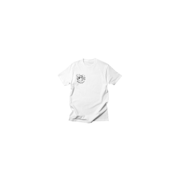 image for Tsunami Tee in White