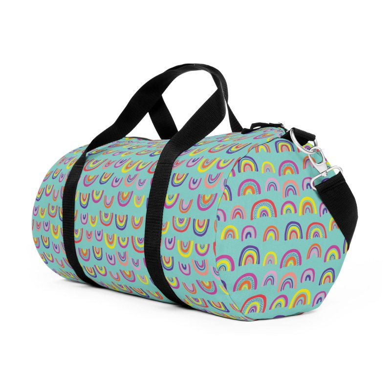 Over the Rainbow Accessories Bag by Zoe Chapman Design