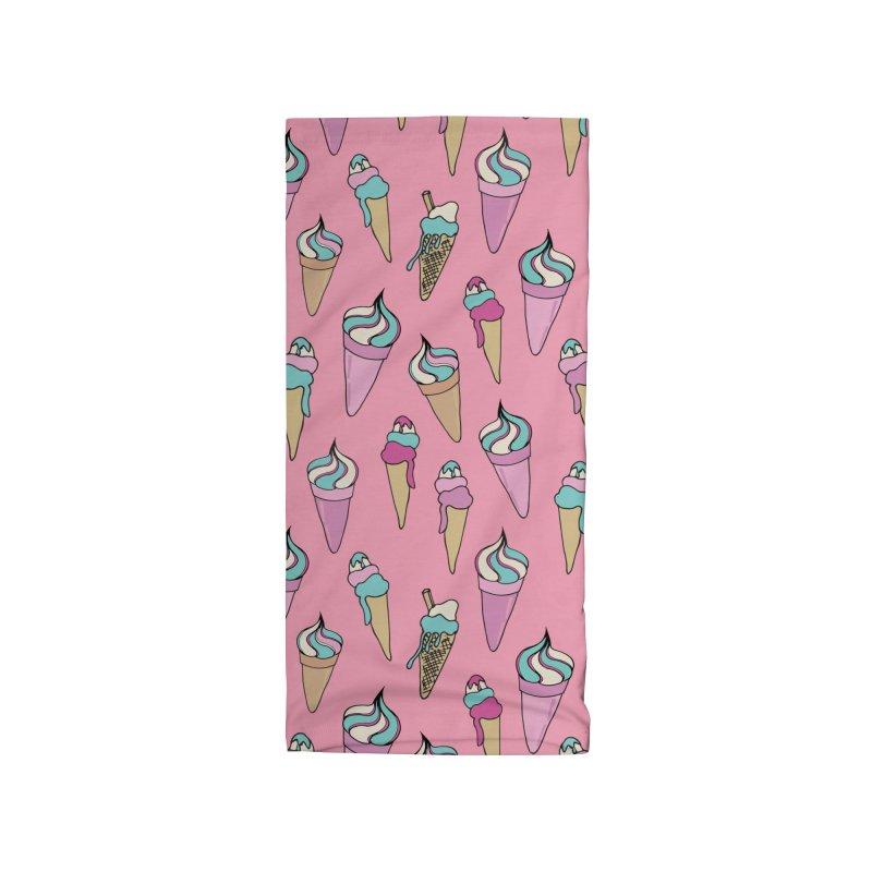 Ice Cream Days Accessories Neck Gaiter by Zoe Chapman Design