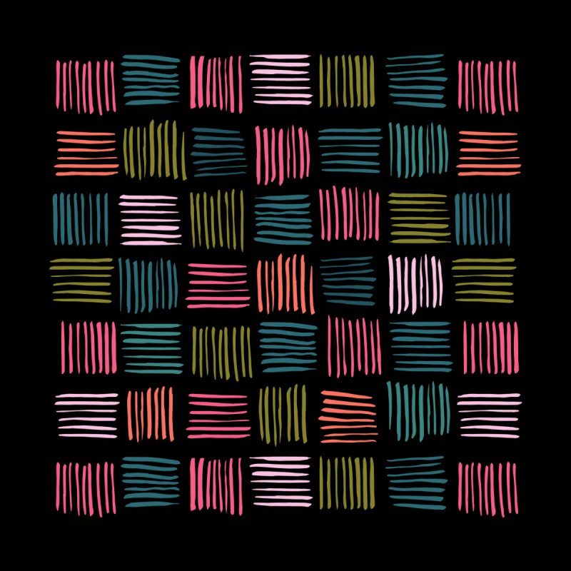 Geometric Hatch Lines Men's Sweatshirt by Zoe Chapman Design
