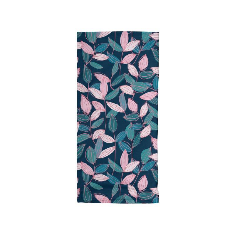 Leaf Lines Accessories Neck Gaiter by Zoe Chapman Design