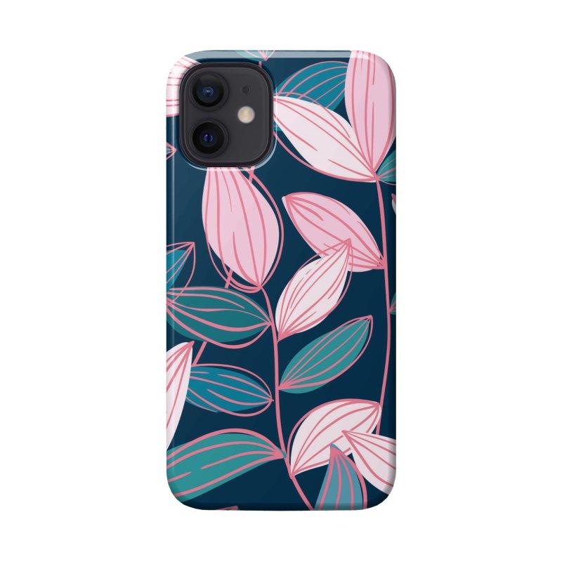Leaf Lines Accessories Phone Case by Zoe Chapman Design
