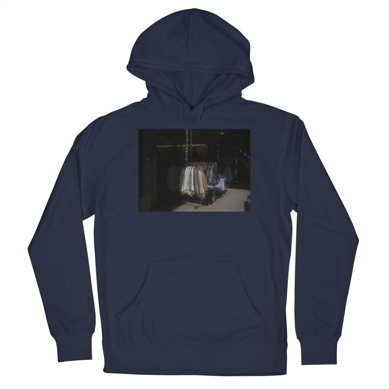 Coats for Sale on Orchard Street Men's Pullover Hoody by zoegleitsman's Artist Shop