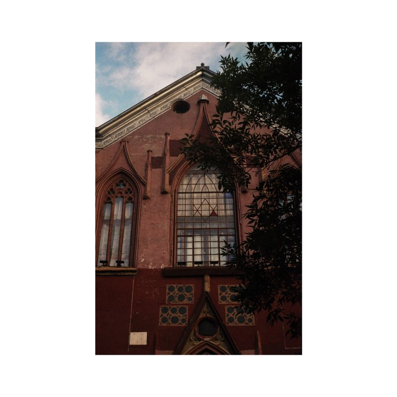 Childhood Synagogue Men's Pullover Hoody by zoegleitsman's Artist Shop