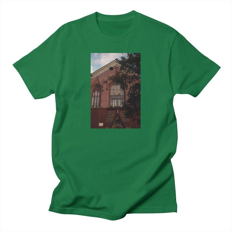 Childhood Synagogue Women's T-Shirt by zoegleitsman's Artist Shop