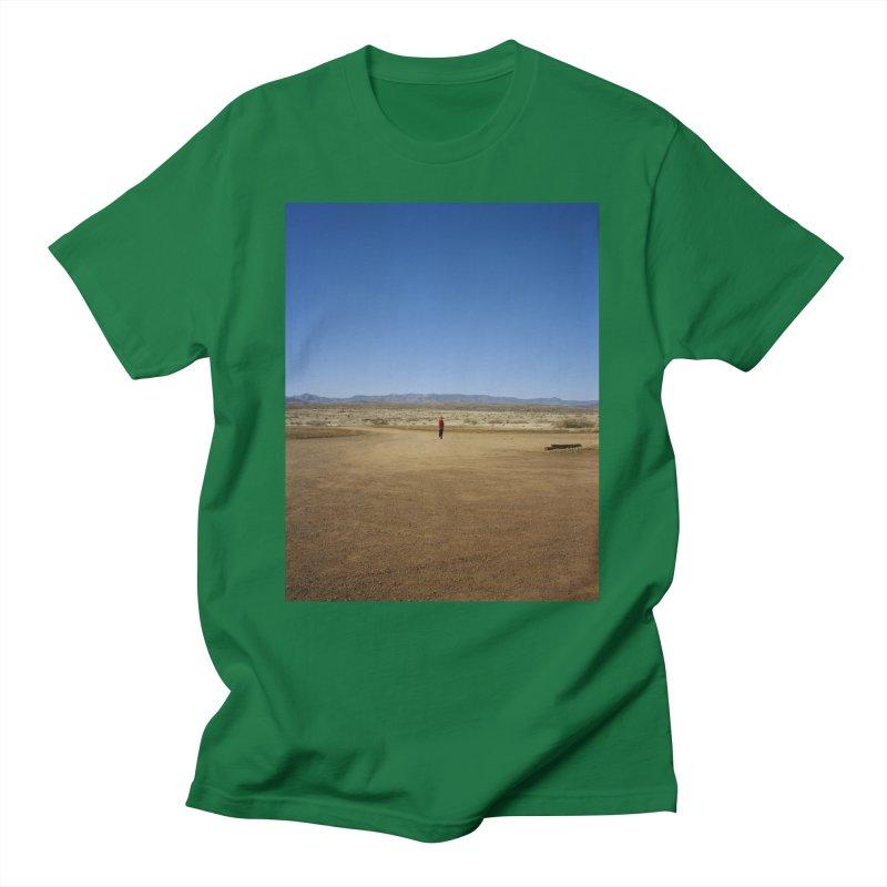 Cousin in the Desert Men's T-Shirt by zoegleitsman's Artist Shop