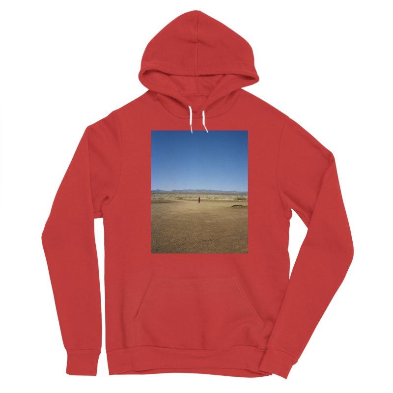Cousin in the Desert Men's Pullover Hoody by zoegleitsman's Artist Shop