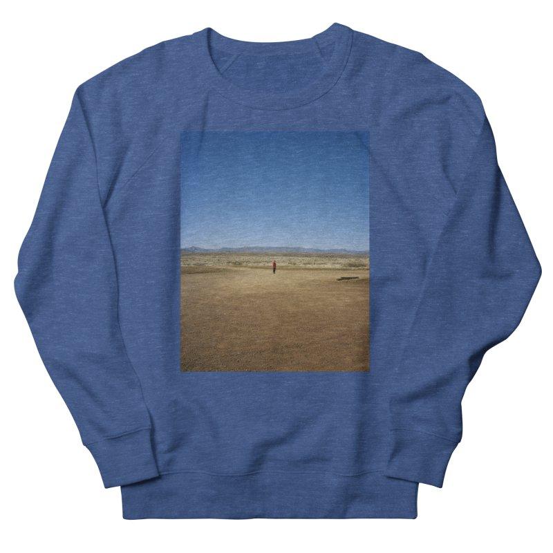 Cousin in the Desert Men's Sweatshirt by zoegleitsman's Artist Shop