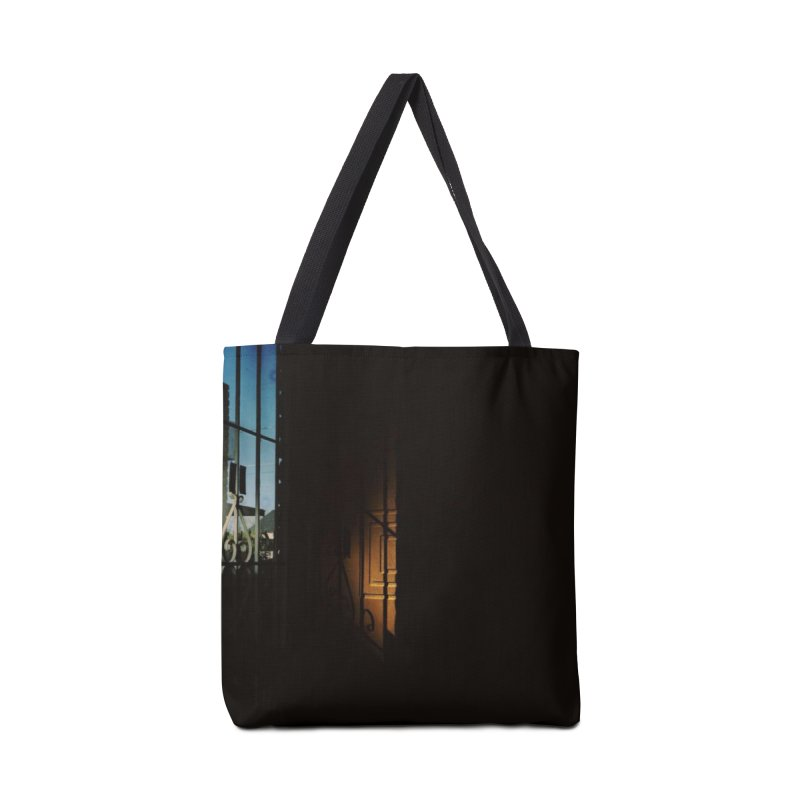 Grandma's Apartment Accessories Bag by zoegleitsman's Artist Shop