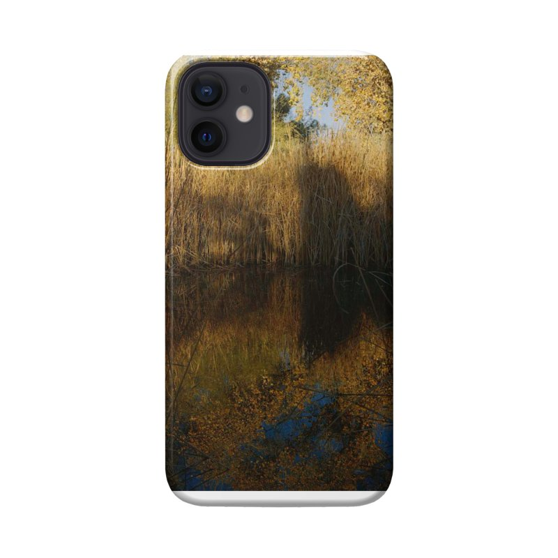Yellow Reflections Accessories Phone Case by zoegleitsman's Artist Shop