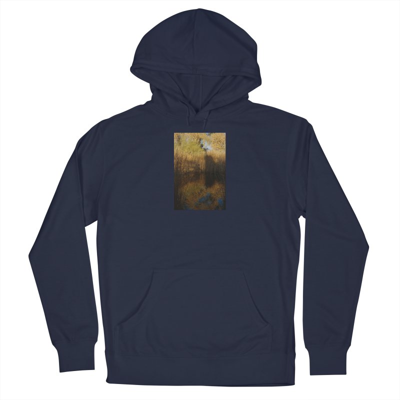 Yellow Reflections Men's Pullover Hoody by zoegleitsman's Artist Shop