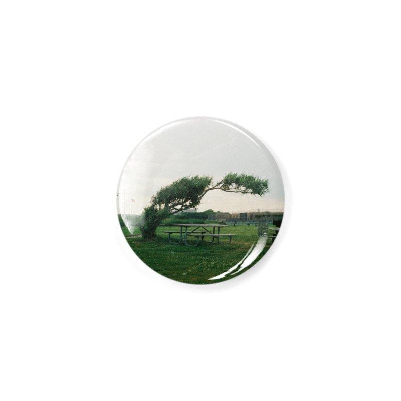 Bent Tree Accessories Button by zoegleitsman's Artist Shop