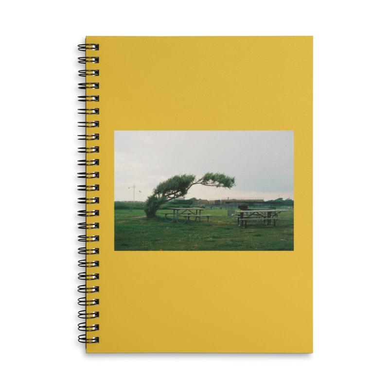 Bent Tree Accessories Notebook by zoegleitsman's Artist Shop