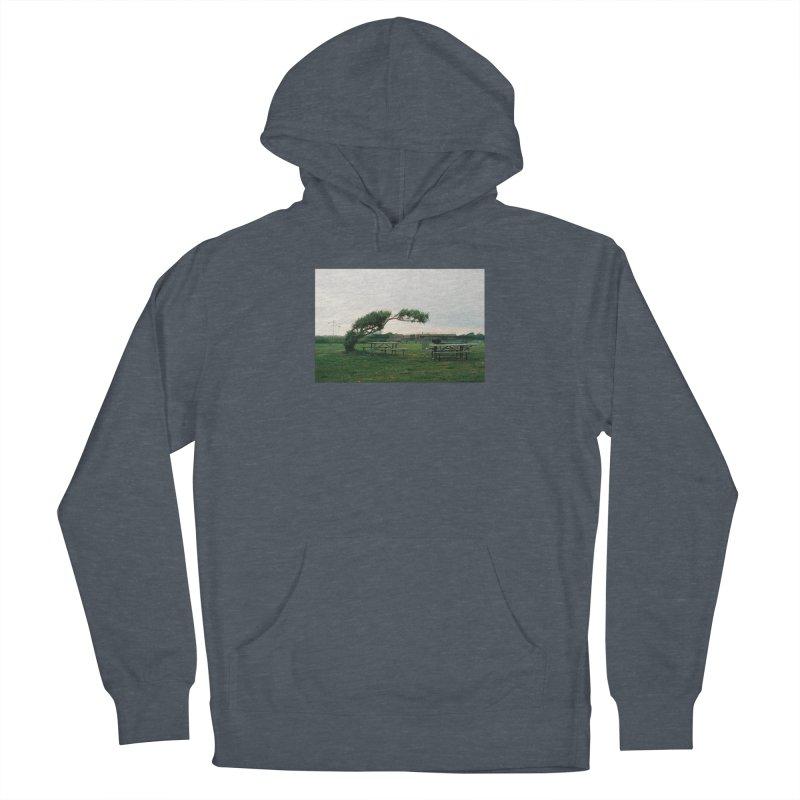 Bent Tree Men's Pullover Hoody by zoegleitsman's Artist Shop