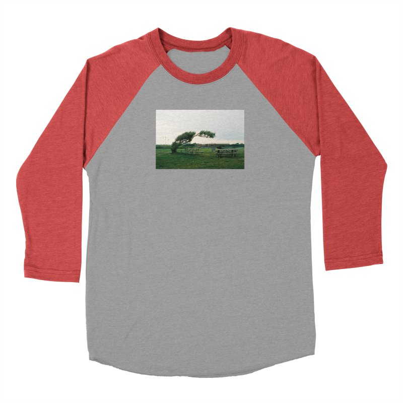 Bent Tree Men's Longsleeve T-Shirt by zoegleitsman's Artist Shop
