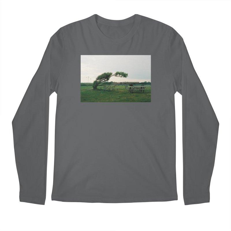 Bent Tree Men's Longsleeve T-Shirt by zoegleitsman's Artist Shop
