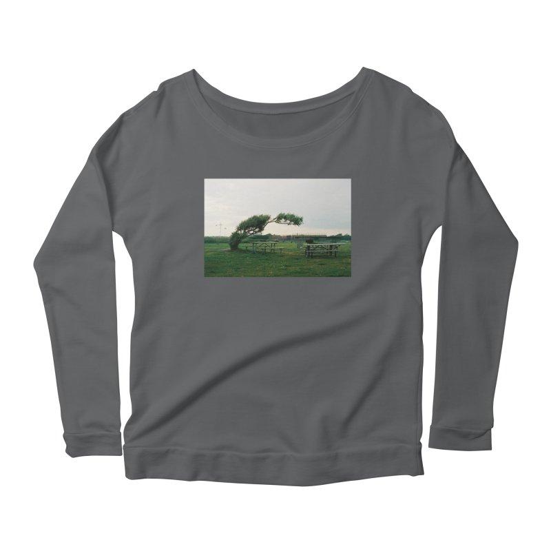 Bent Tree Women's Longsleeve T-Shirt by zoegleitsman's Artist Shop