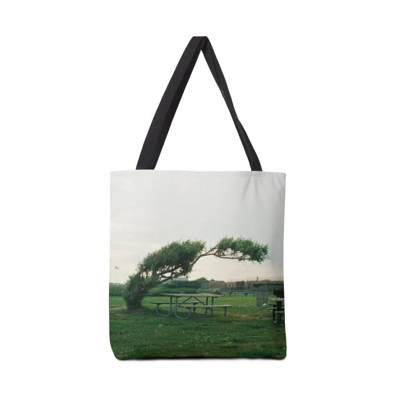 Bent Tree Accessories Bag by zoegleitsman's Artist Shop