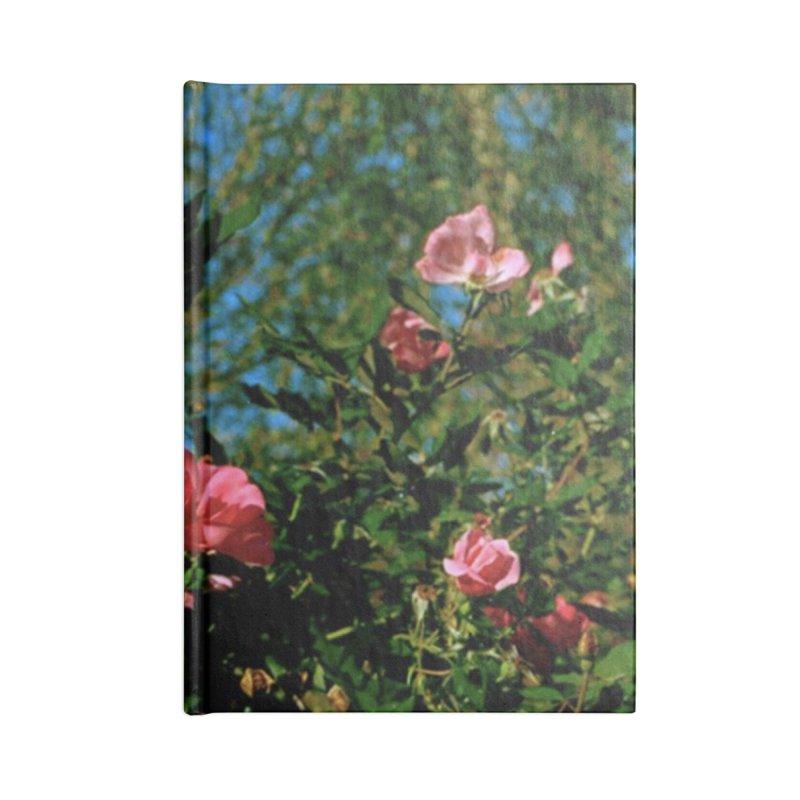Flowers Accessories Notebook by zoegleitsman's Artist Shop