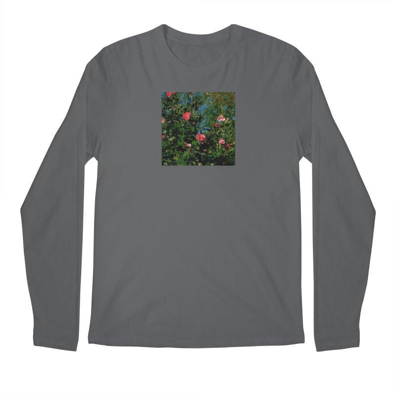 Flowers Men's Longsleeve T-Shirt by zoegleitsman's Artist Shop