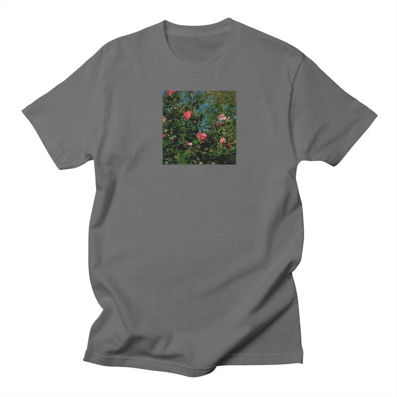 Flowers Men's T-Shirt by zoegleitsman's Artist Shop