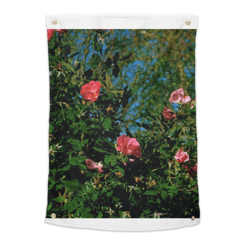 Flowers Home Tapestry by zoegleitsman's Artist Shop