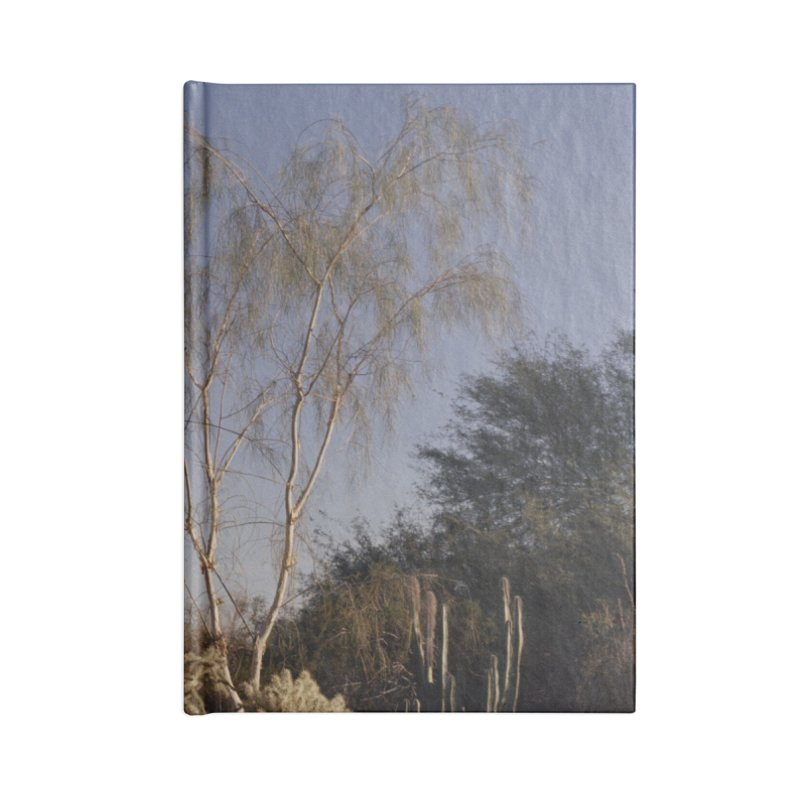 Desert Landscape Accessories Notebook by zoegleitsman's Artist Shop