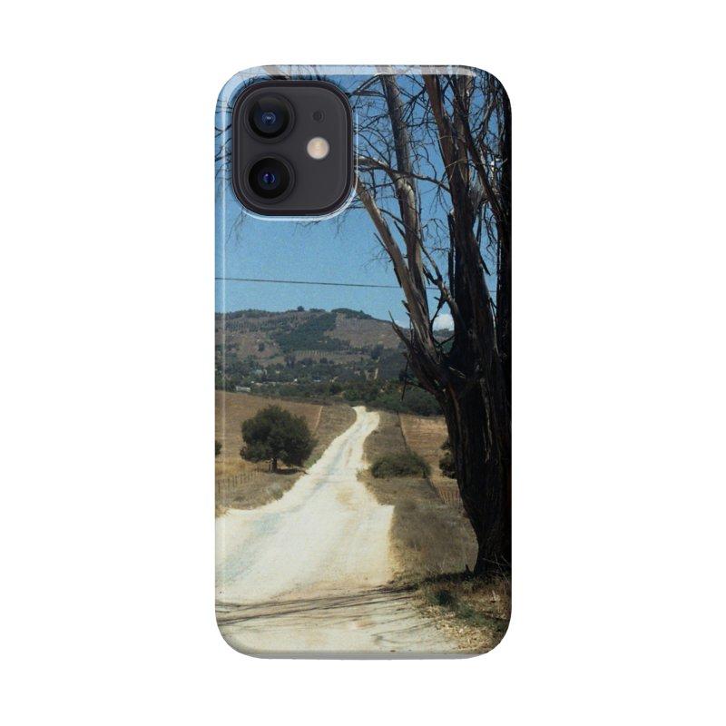 Dusty Road Accessories Phone Case by zoegleitsman's Artist Shop
