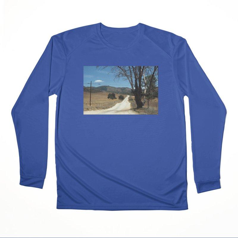 Dusty Road Men's Longsleeve T-Shirt by zoegleitsman's Artist Shop