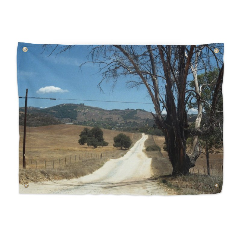 Dusty Road Home Tapestry by zoegleitsman's Artist Shop