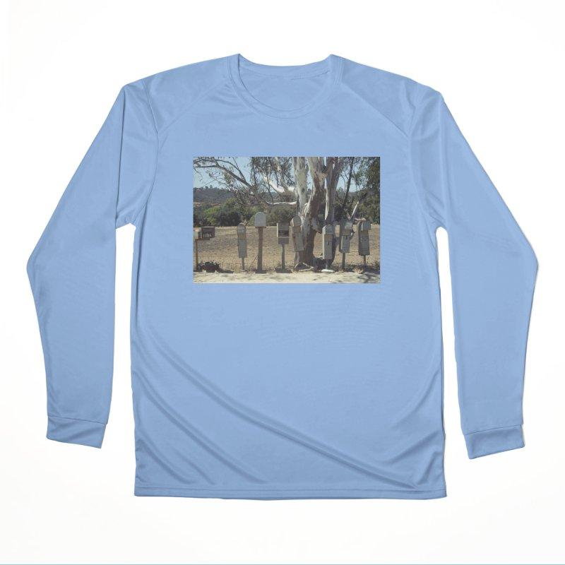 San Diego Mailboxes Women's Longsleeve T-Shirt by zoegleitsman's Artist Shop