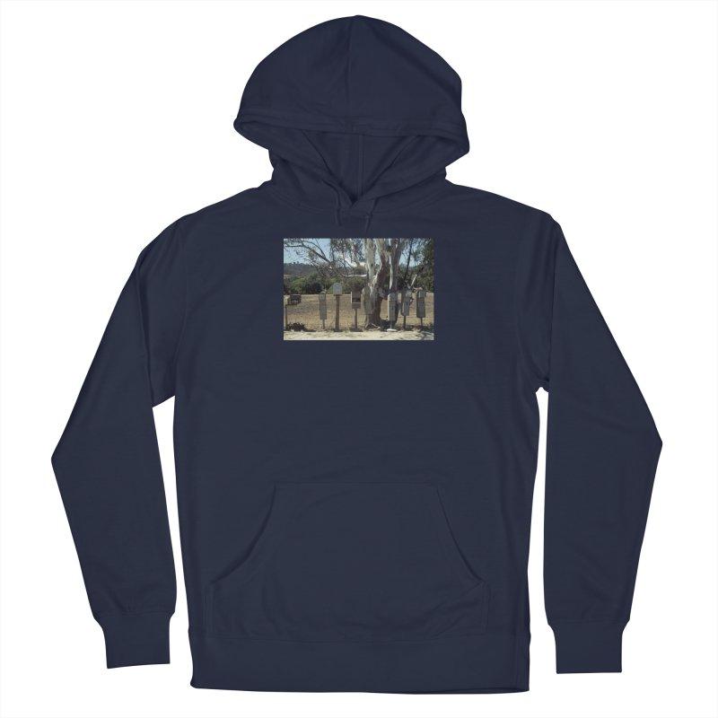 San Diego Mailboxes Men's Pullover Hoody by zoegleitsman's Artist Shop