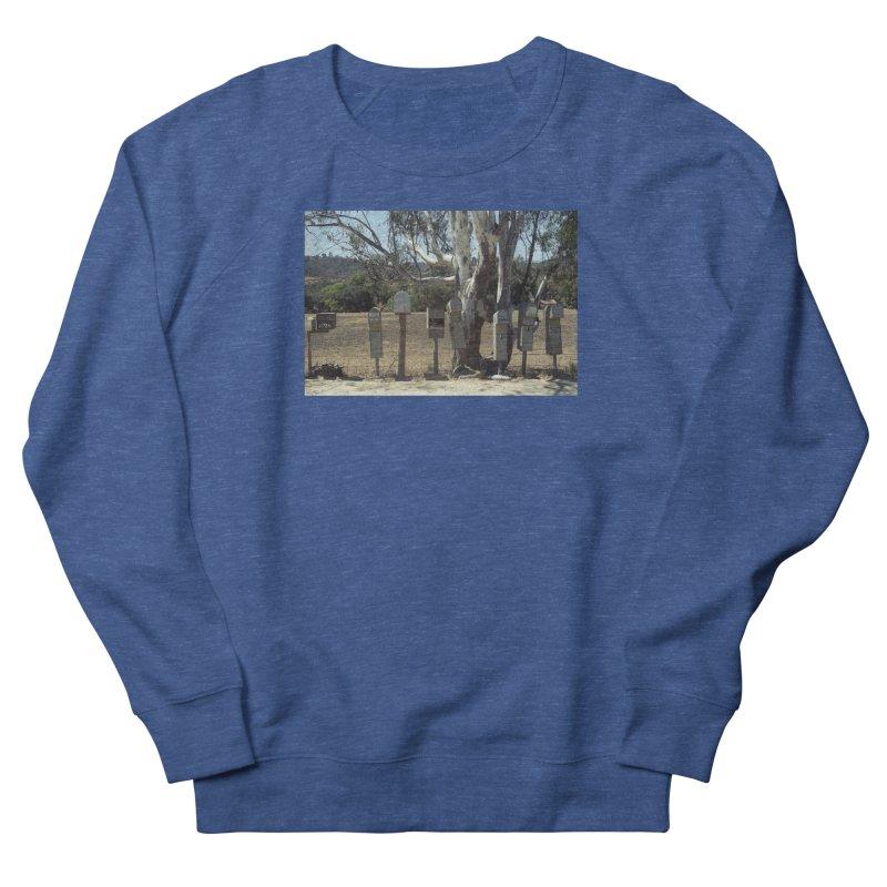 San Diego Mailboxes Men's Sweatshirt by zoegleitsman's Artist Shop