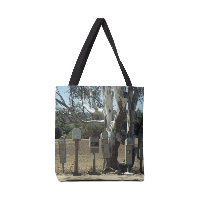 San Diego Mailboxes Accessories Bag by zoegleitsman's Artist Shop