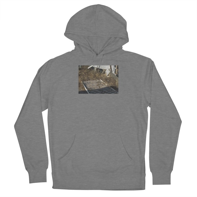 Discards in the Weeds Women's Pullover Hoody by zoegleitsman's Artist Shop