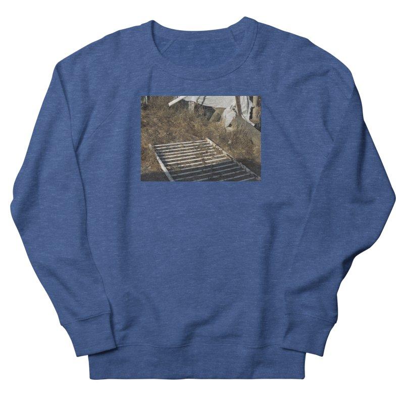 Discards in the Weeds Men's Sweatshirt by zoegleitsman's Artist Shop