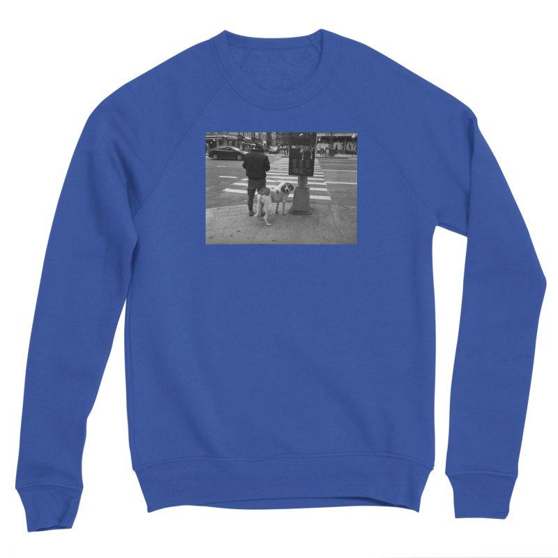 Dog Walk Women's Sweatshirt by zoegleitsman's Artist Shop