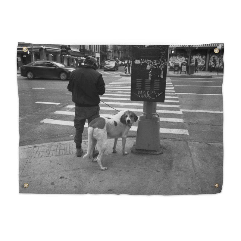 Dog Walk Home Tapestry by zoegleitsman's Artist Shop
