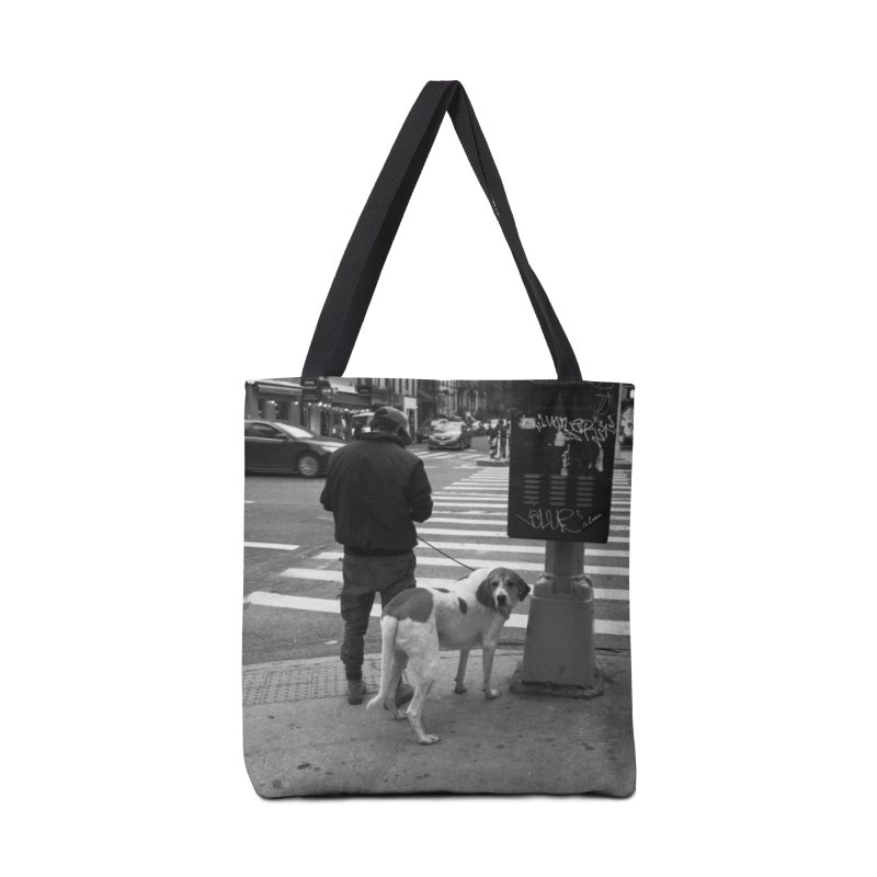 Dog Walk Accessories Bag by zoegleitsman's Artist Shop