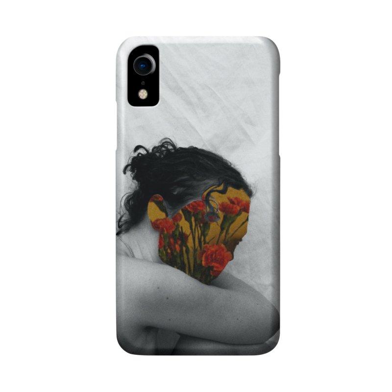 Flower Face (Collage#2) Accessories Phone Case by zoegleitsman's Artist Shop