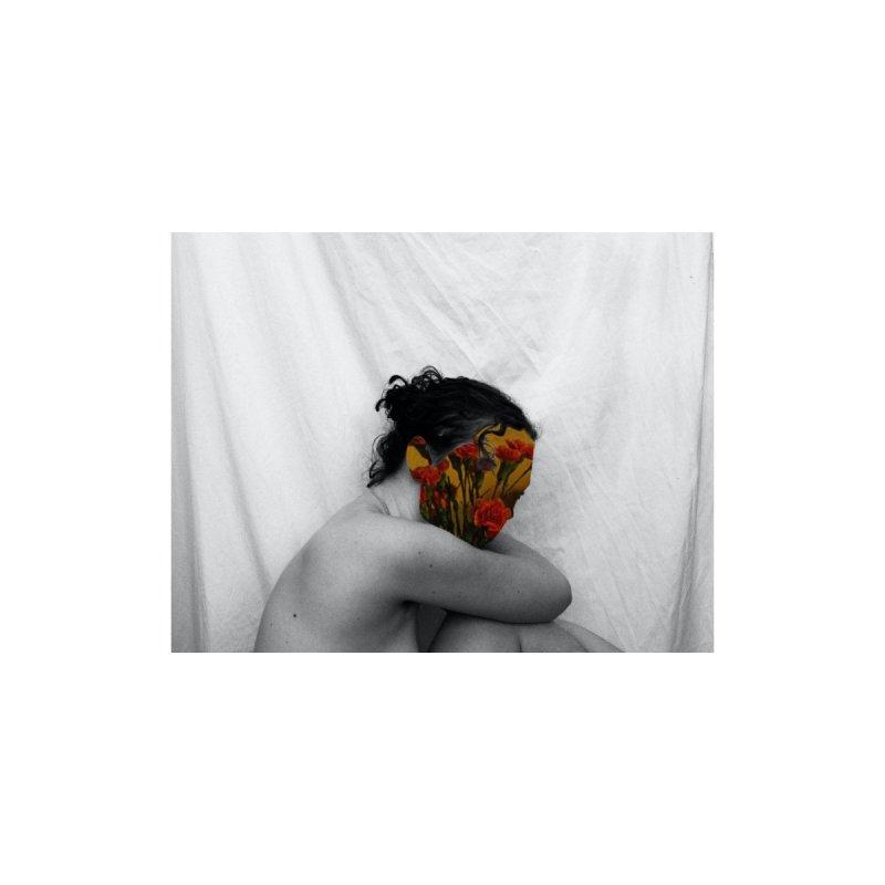 Flower Face (Collage#2) Men's Pullover Hoody by zoegleitsman's Artist Shop